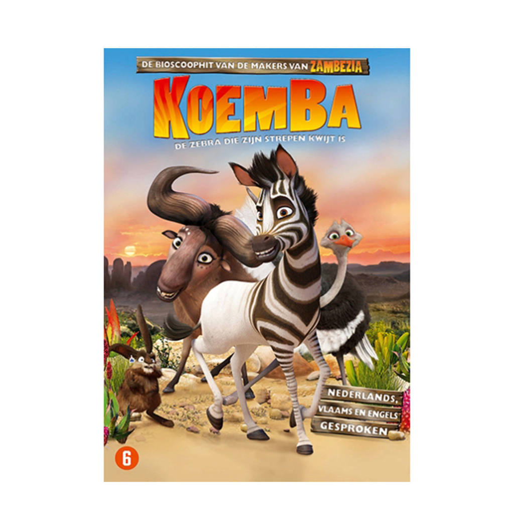 Koemba (DVD)