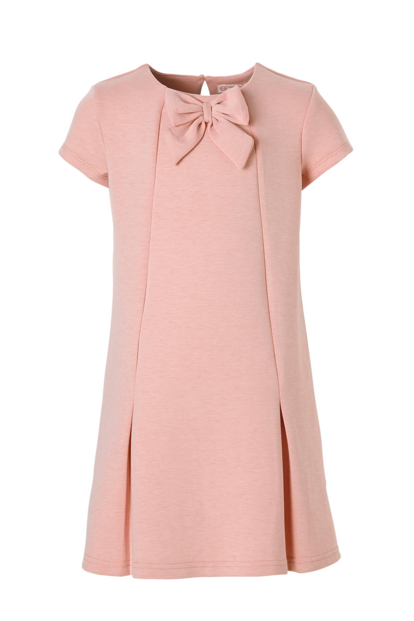 jurk met strik