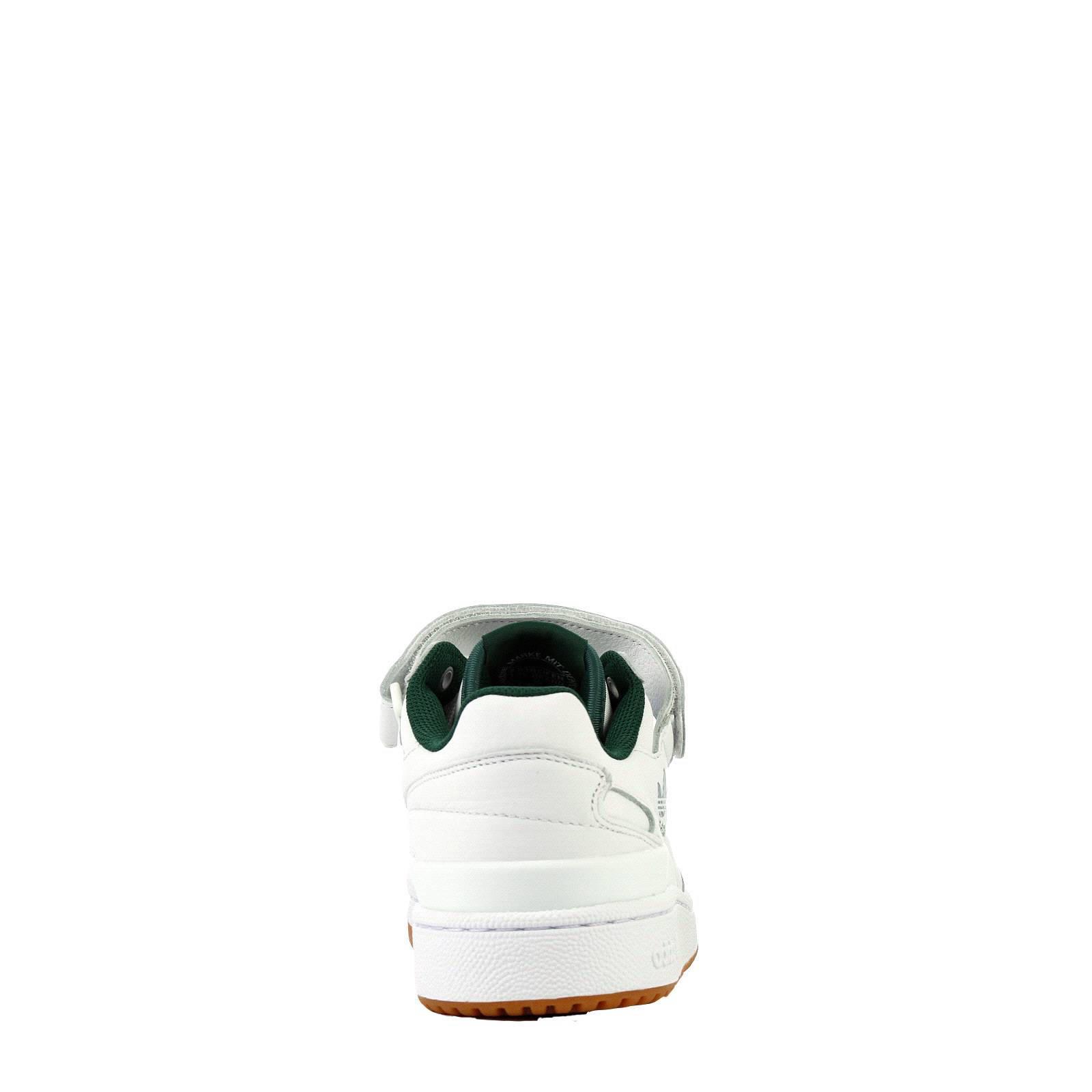 buy online 1ed4e 2201c adidas originals sneakers Forum Low met strepen witgroen  we