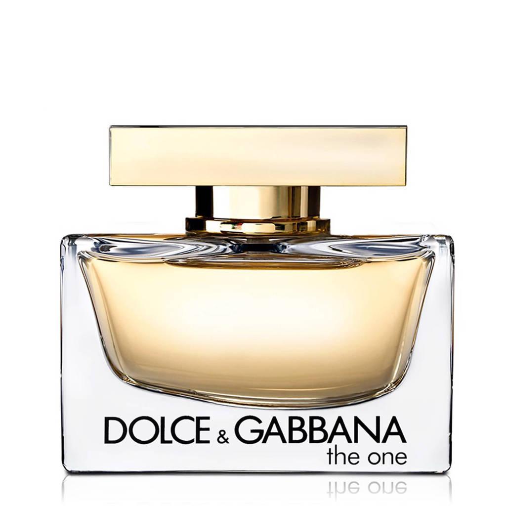 Dolce & Gabbana The One For Women eau de parfum - 75 ml