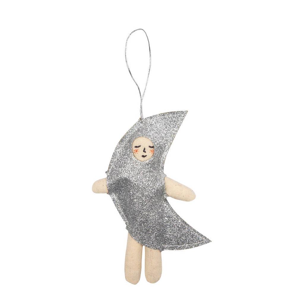 Meri Meri kersthanger maan, Zilver