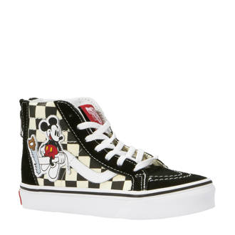 SK8-Hi Zip sneakers Mickey Mouse kids