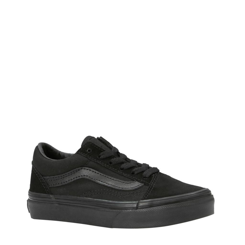 VANS   Old Skool sneakers zwart, Zwart
