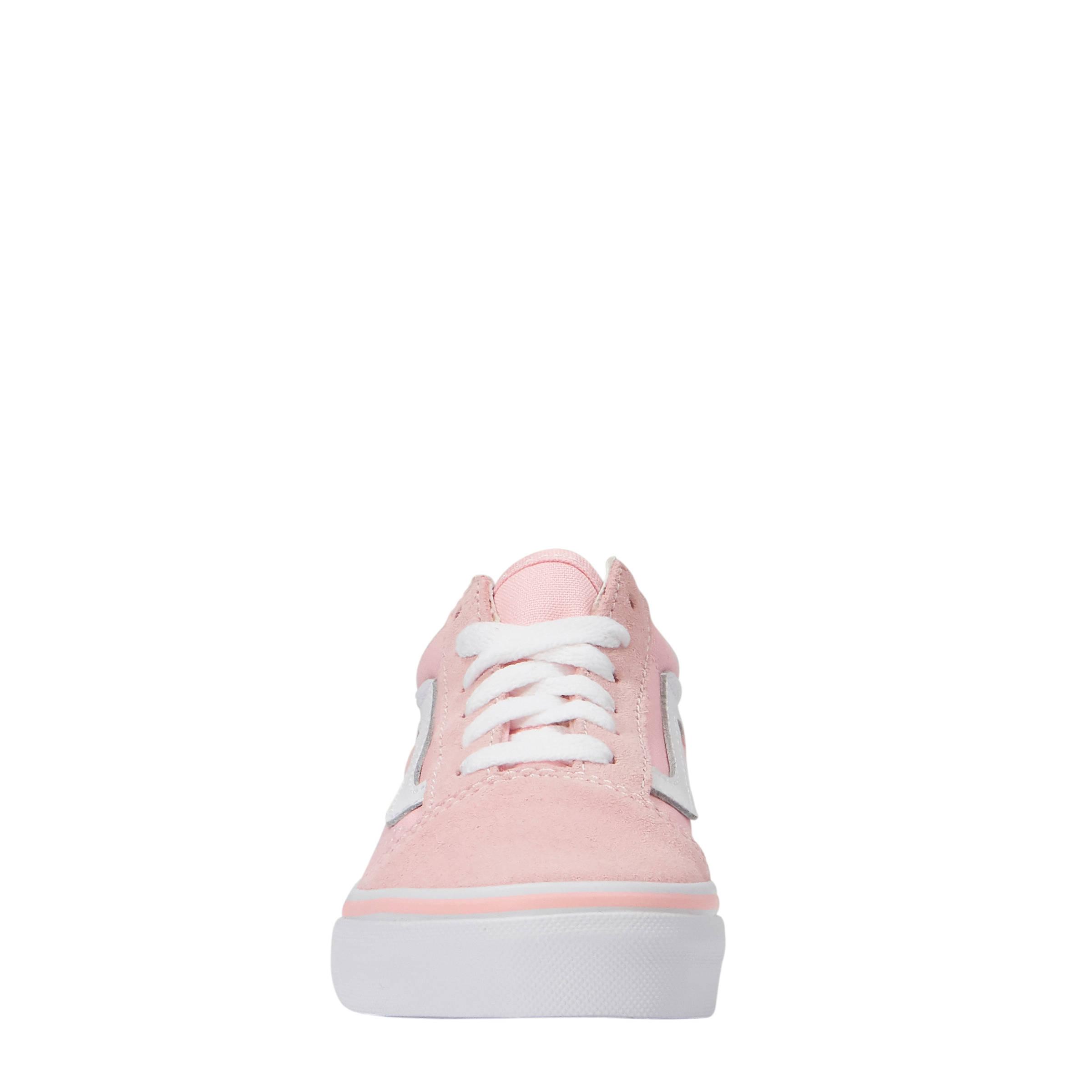 vans schoenen lichtroze