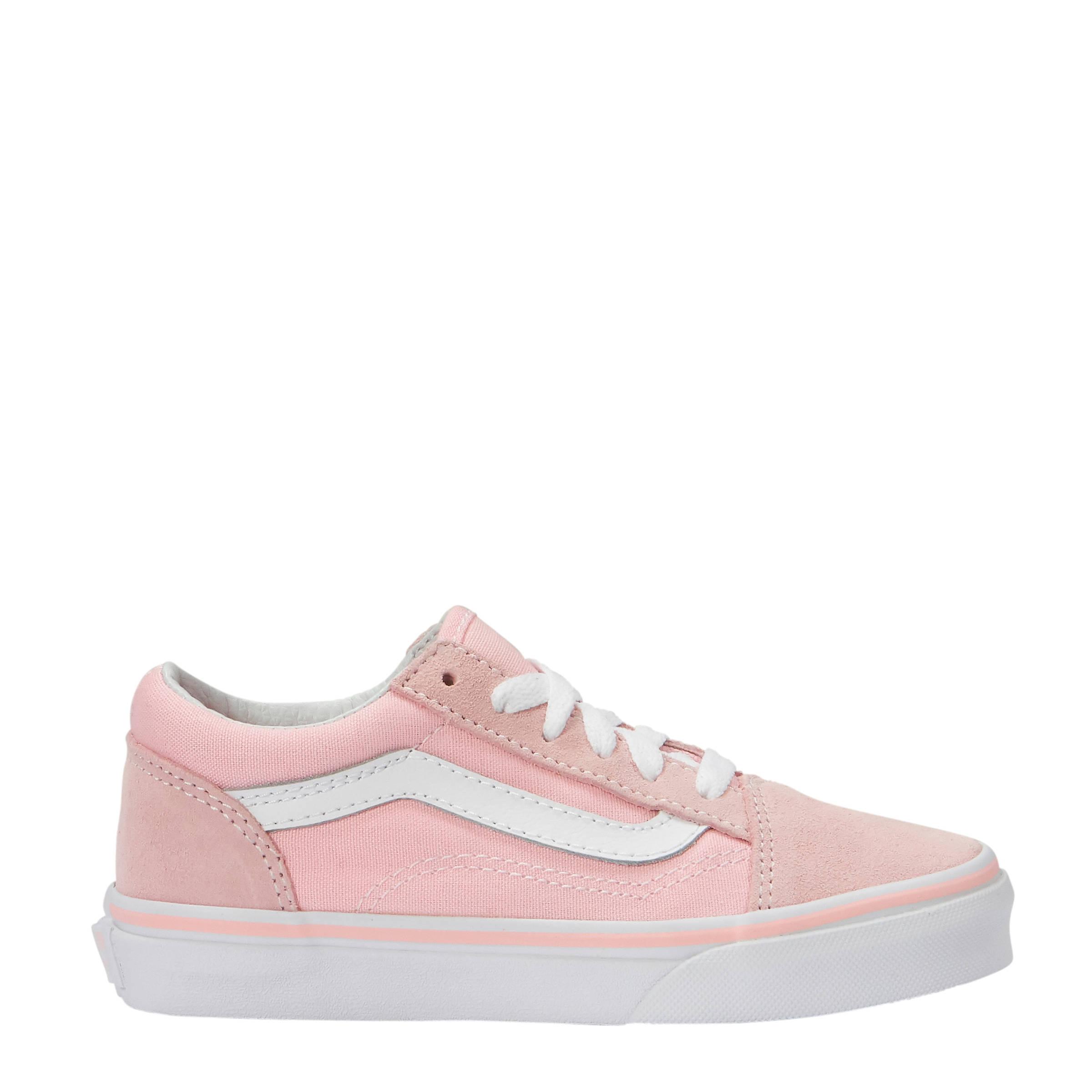 vans licht roze dames