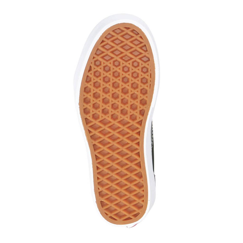 d2afb00983b VANS Old Skool Platform sneakers zwart/wit, Zwart/wit