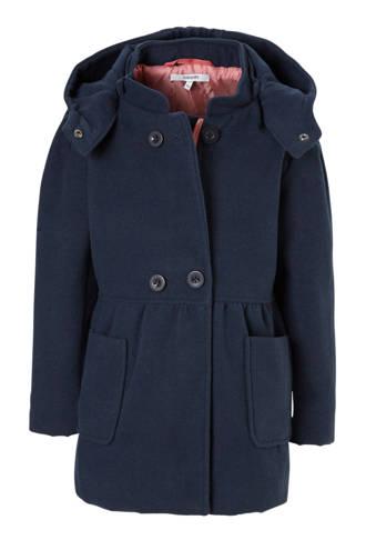 winterjas Vemados donkerblauw