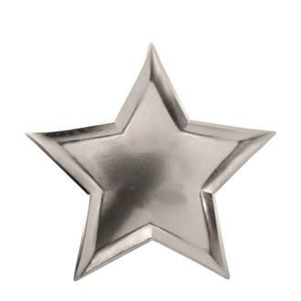 papieren bord ster (set van 8)