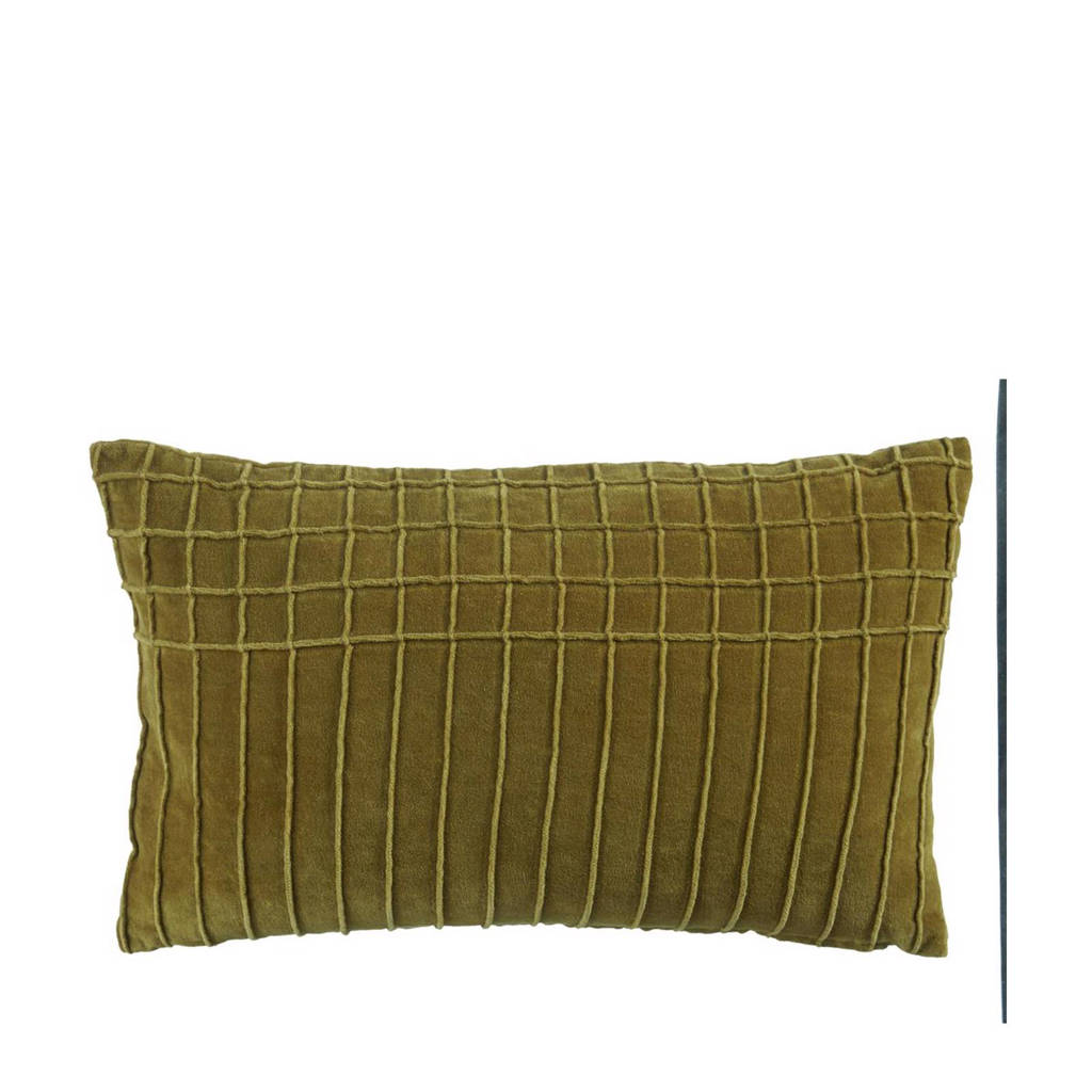 KAAT Amsterdam sierkussen Aura (30x50 cm), Groen