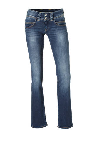 low waist straight fit jeans