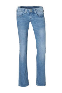 Pepe Jeans straight fit low waist jeans Venus (dames)