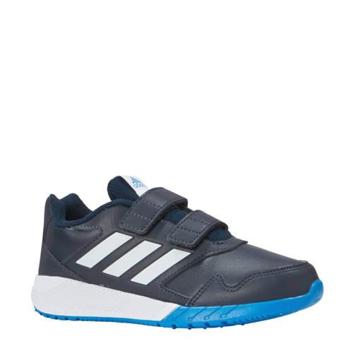 AltaRun K sportschoenen zwart-blauw