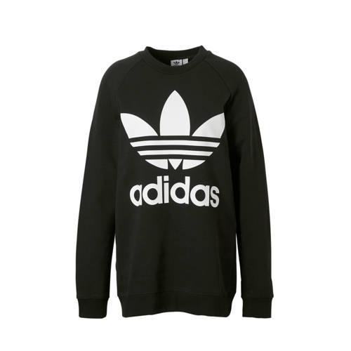 oversized sweater zwart