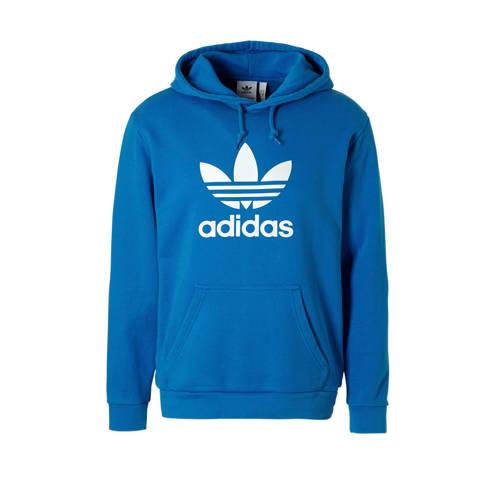 NU 21% KORTING: adidas Originals capuchonsweatshirt TREFOIL HOODIE
