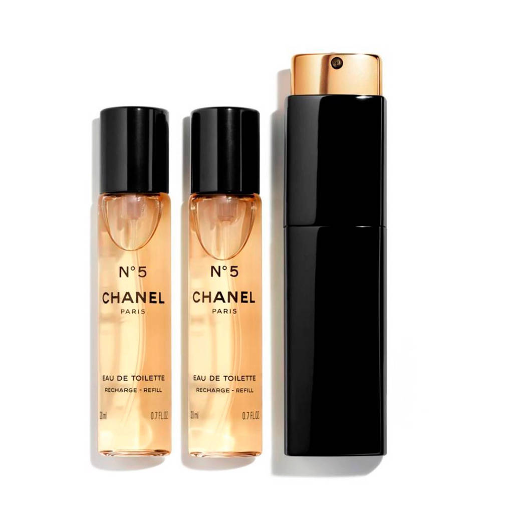 Chanel No. 5 Twist & Spray eau de toilette - 60 ml