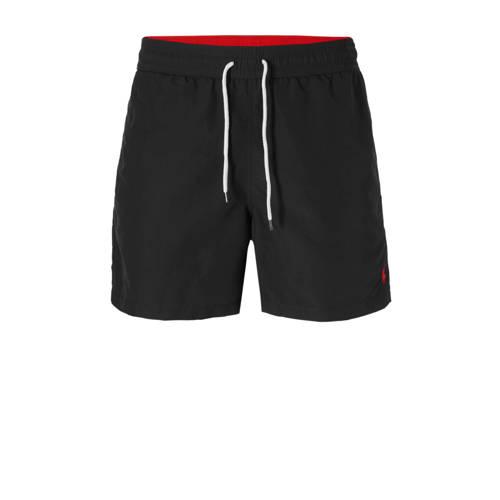 POLO Ralph Lauren zwemshort met geborduurd logo zwart kopen