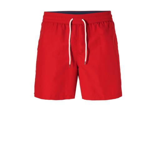 POLO Ralph Lauren zwemshort met geborduurd logo rood kopen