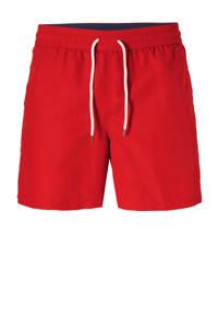 POLO Ralph Lauren zwemshort met geborduurd logo rood, Rood