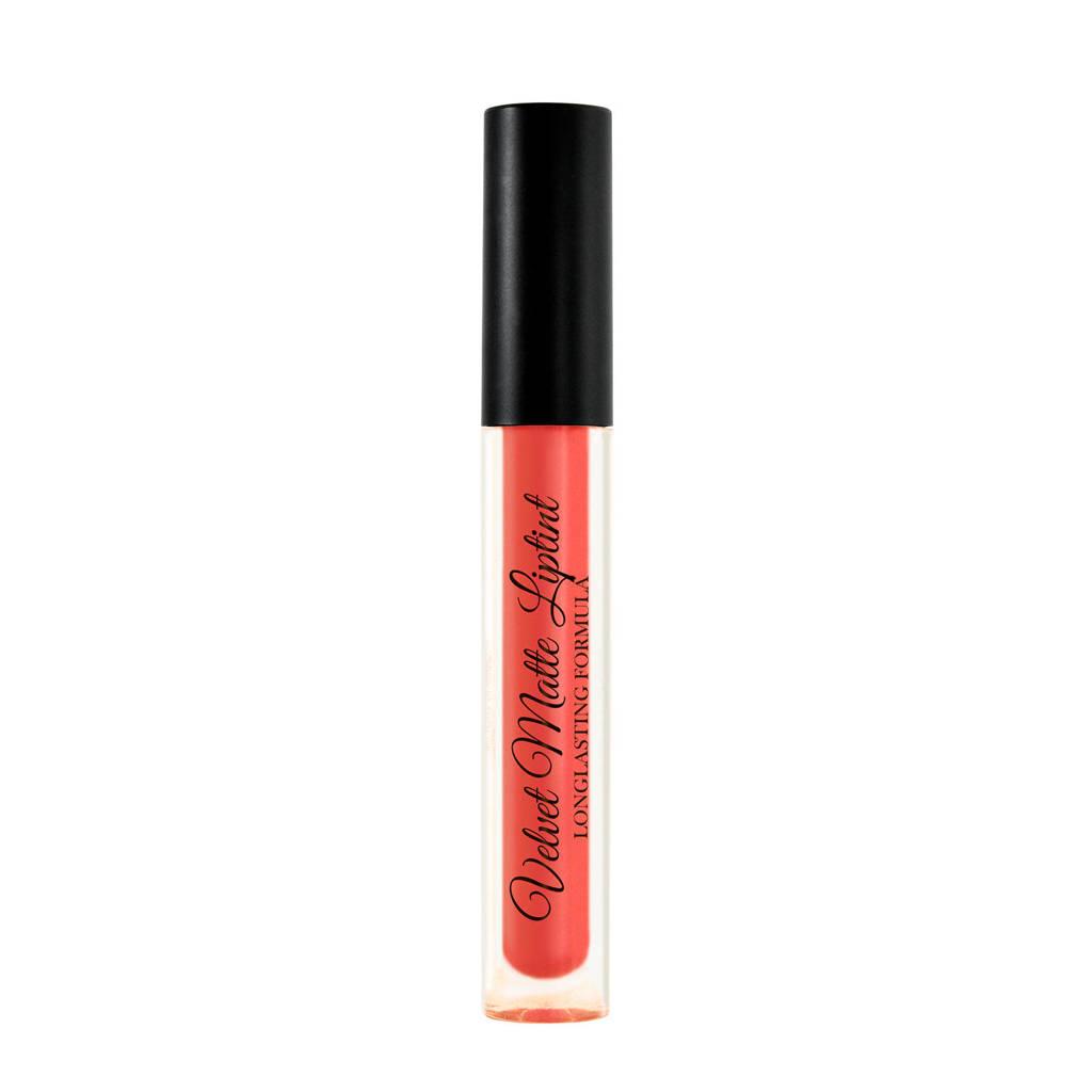 Viva la Diva Velvet Matte lipgloss - Orange