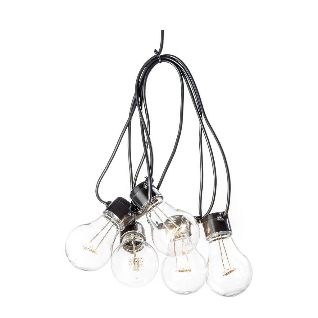 Konstsmide lichtsnoer verlenging (10 lampen), Warm wit