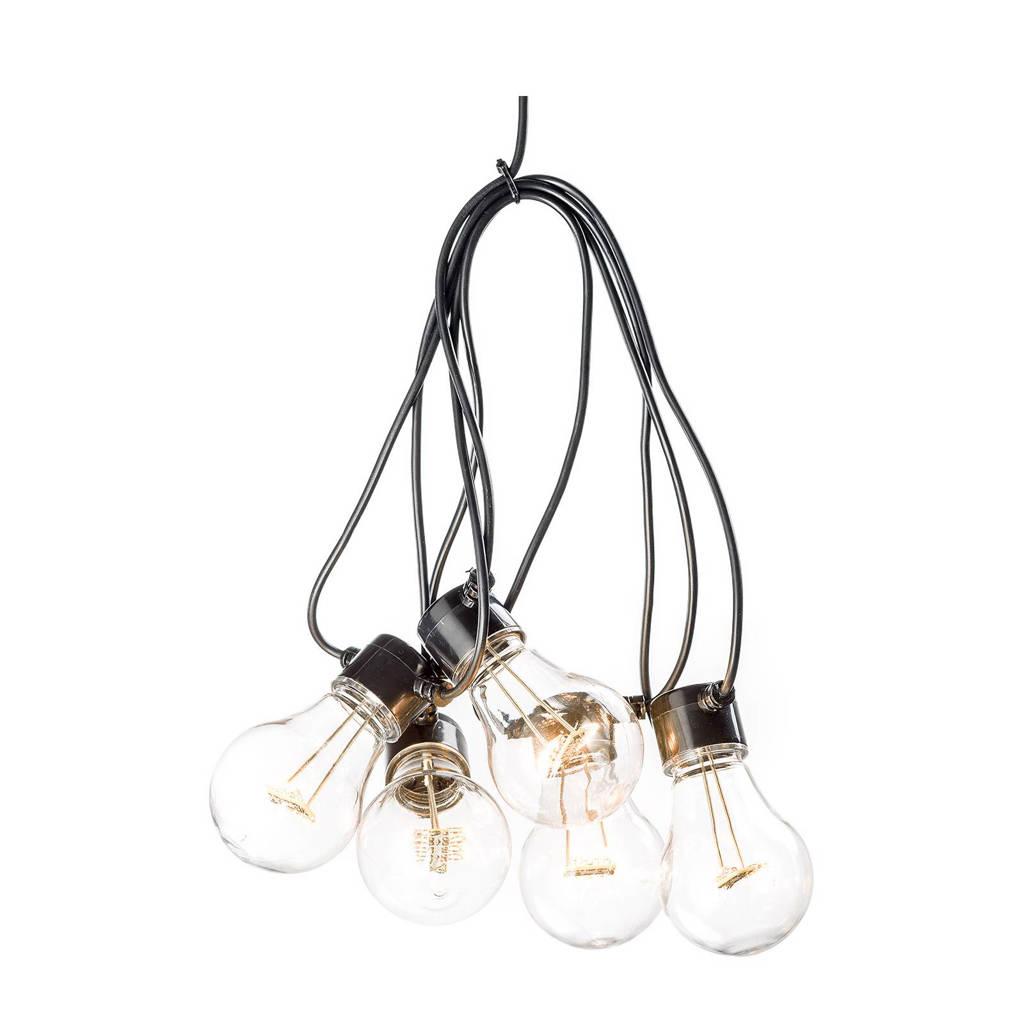 Konstsmide lichtsnoer verlenging extra warm (10 lampen), Extra warm wit