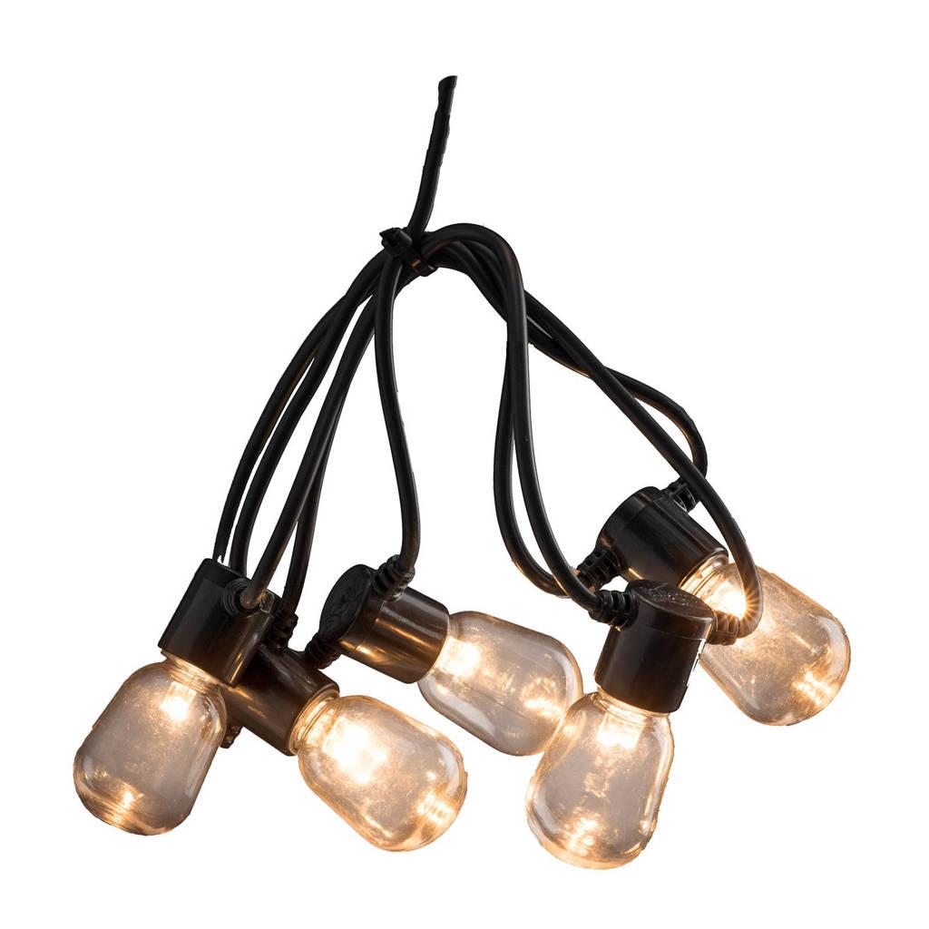 Konstsmide lichtsnoer (40 lampen), Zwart