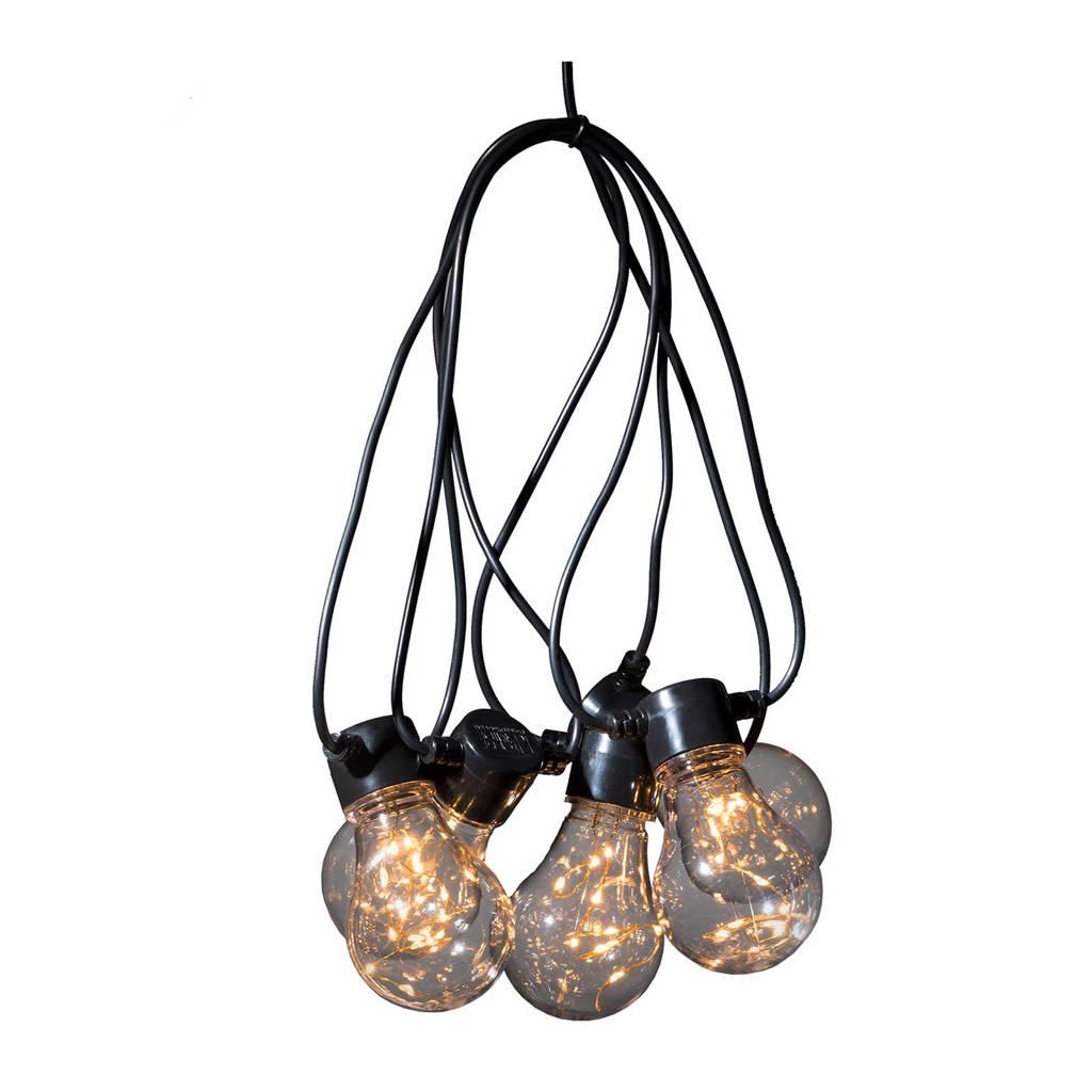 Konstsmide lichtsnoer met timer (5 lampen)