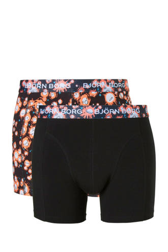 boxershort (set  van 2) Limited Edition zwart