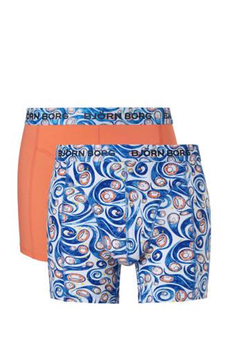 boxershort (set  van 2) Limited Edition oranje
