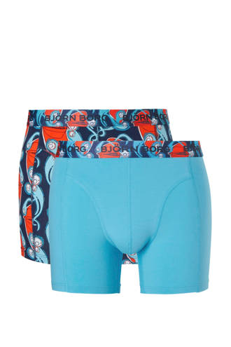 boxershort (set  van 2) Limited Edition blauw
