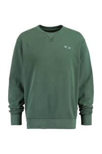 America Today  sweater Skip groen (heren)