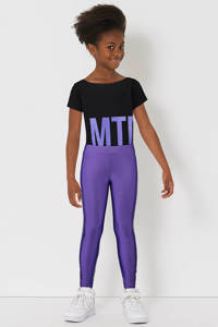 CoolCat skinny legging, Paars