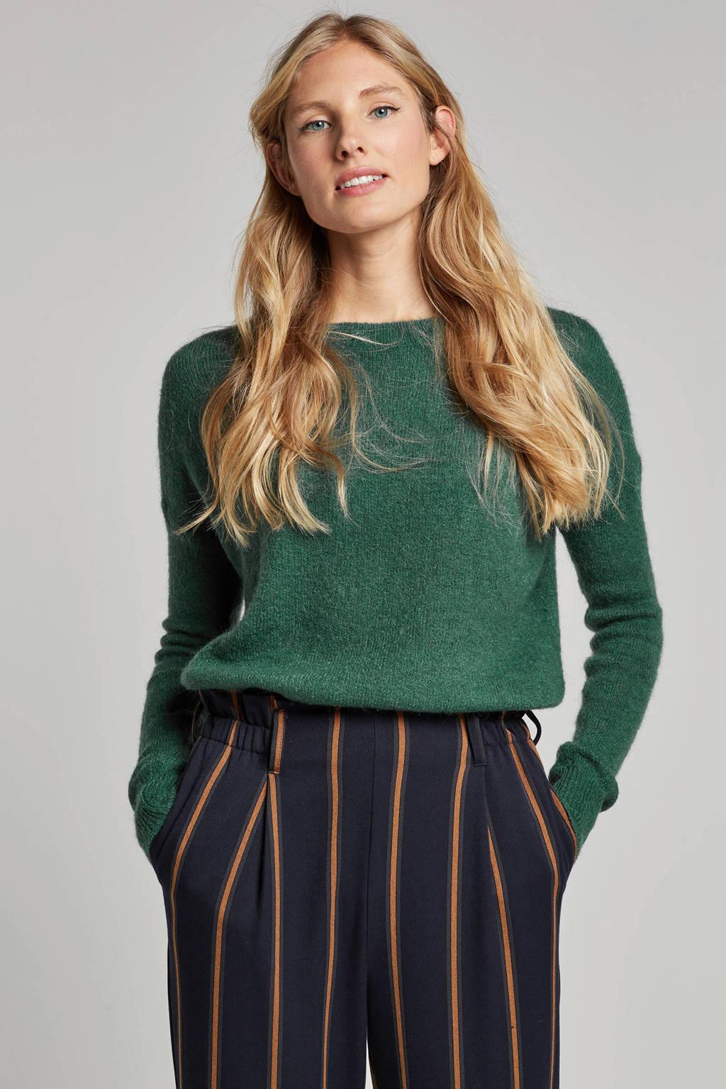 MSCH Copenhagen trui met wol, Groen