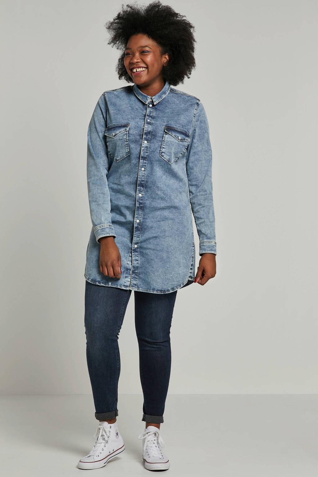 KjBRAND jeans betty, Blauw denim