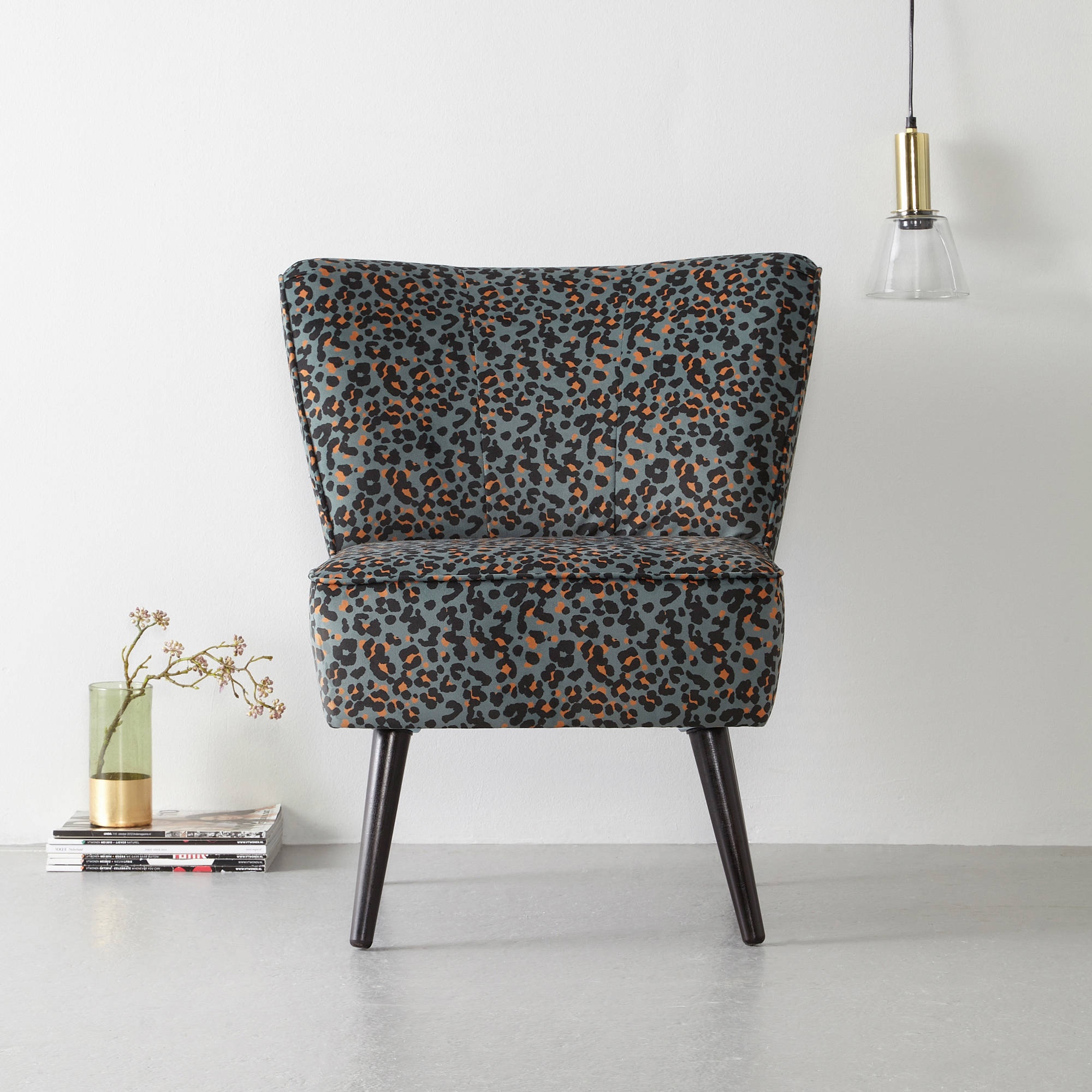 whkmp's own fauteuil Coco velours