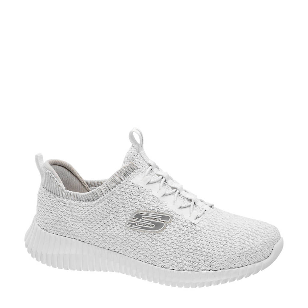 Skechers   sneakers wit, Wit
