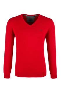 s.Oliver RED LABEL trui rood (heren)