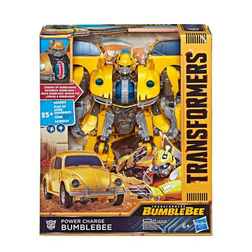 Transformers Bumblebee power charge actiefiguur kopen