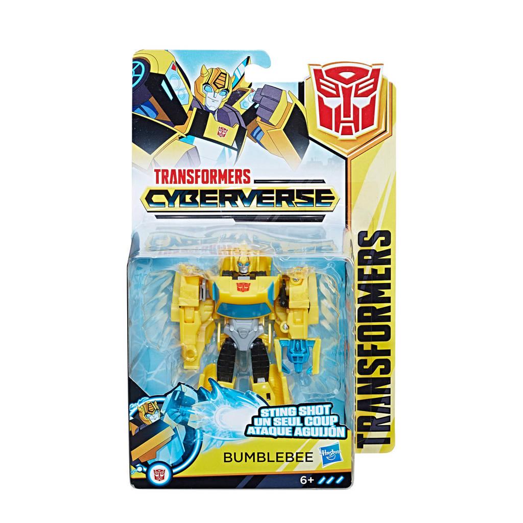 Transformers cyberverse warrior Bumblebee actiefiguur