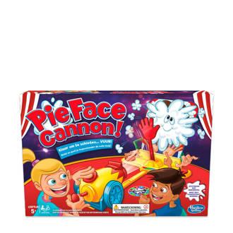 Pie Face cannon  kinderspel