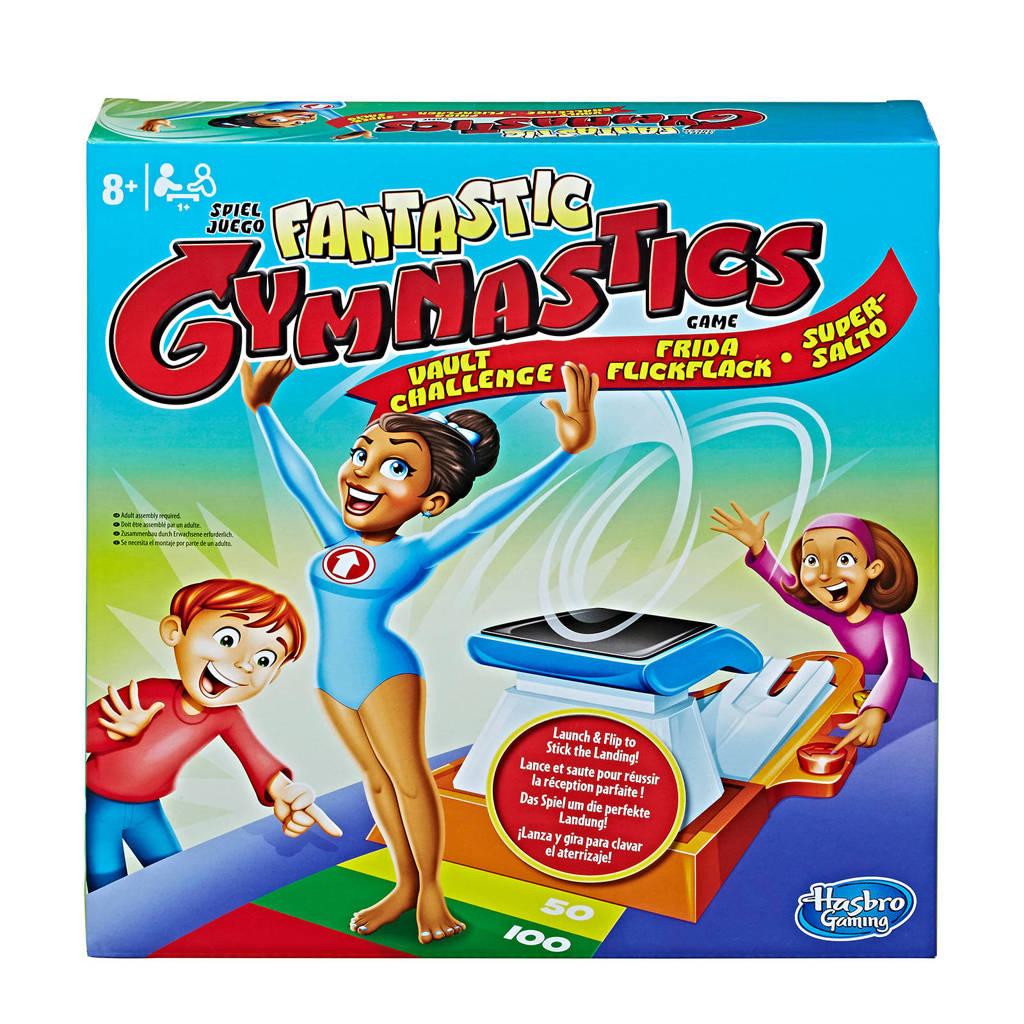 Hasbro Gaming Fantastic Gymnastics Vault Challenge  kinderspel