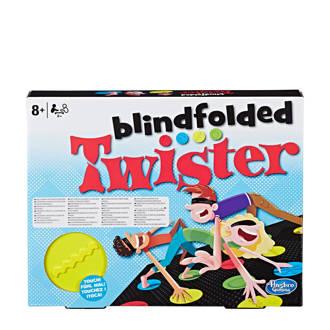 geblinddoekt Twister bordspel