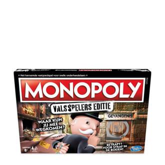 Monopoly valsspelers editie bordspel