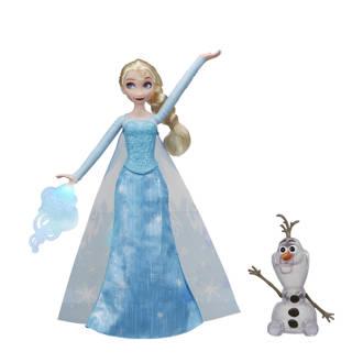 Frozen  magisch ijs Elsa speelfiguur