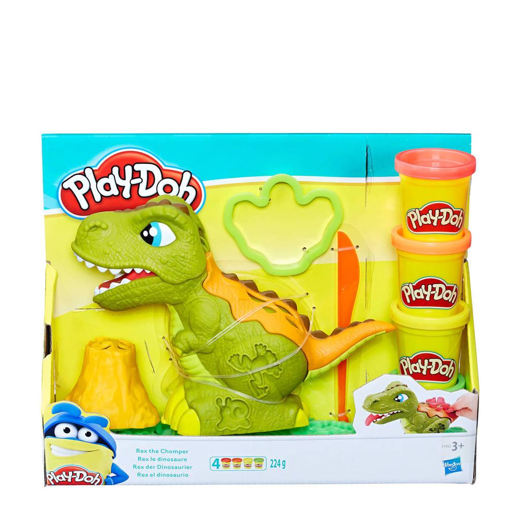 Play-Doh Rex de dinosaurus klei