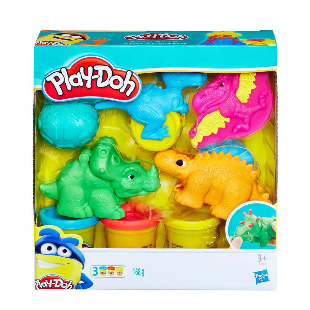 Play-Doh  dino tools klei