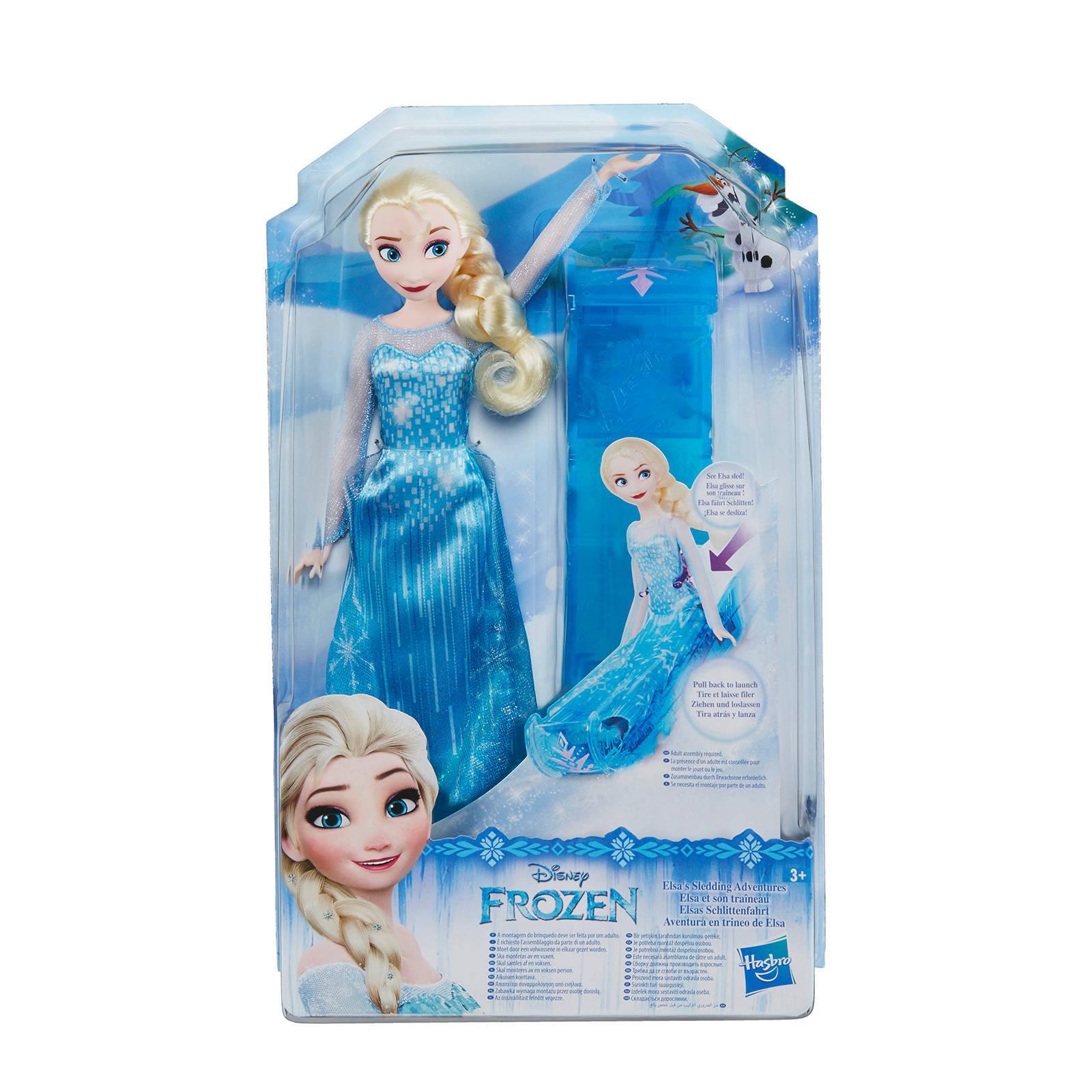 Disney Frozen Elsa Met Slee Wehkamp