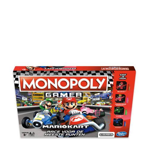 Hasbro Gaming Monopoly Gamer Mario Kart bordspel kopen