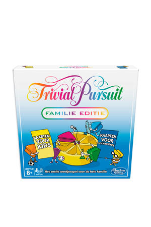 Trivial Pursuit familie editie bordspel