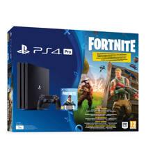 Sony - PlayStation 4  Pro 1TB Fortnite pack zwart